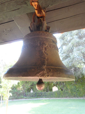 Repaired Bell.