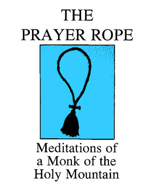 Cover of The Prayer Rope